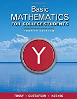 Basic Mathematics for College Students, 4th Edition Front Cover
