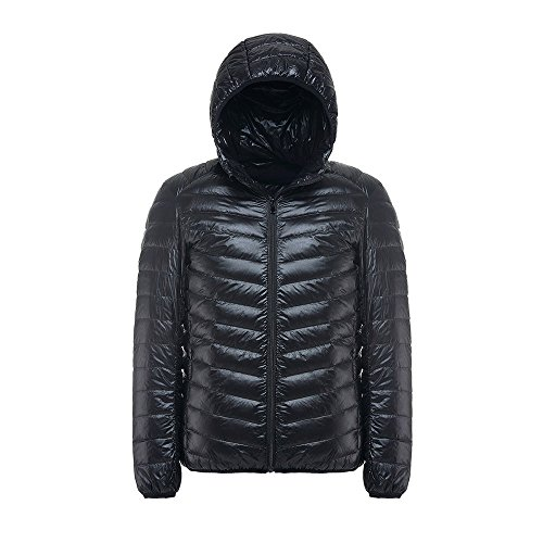 Quilt Down Jacket - 4