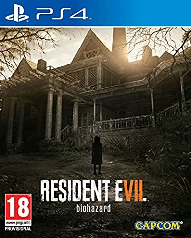 Resident Evil 7 Biohazard Playstation 4 Amazon Es Videojuegos