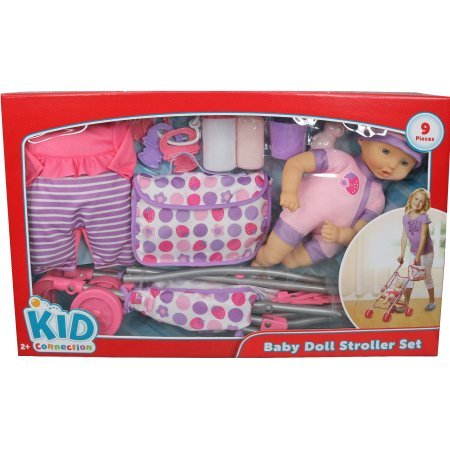Baby Connection Stroller - 3