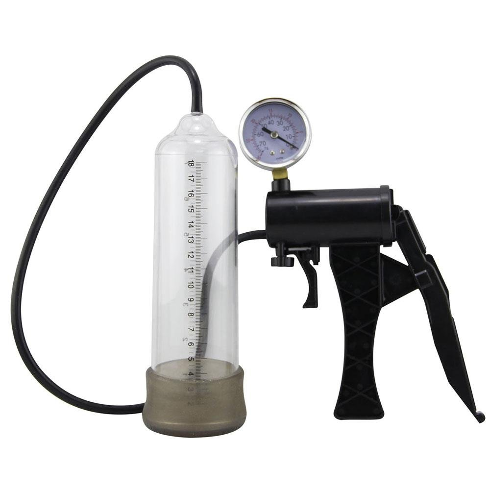 Manual Penis Pump Enlarger And Extender Sex Machine Strong Penis Enlargement Vacuum Pump Adult Sex Product for Men by LTD.