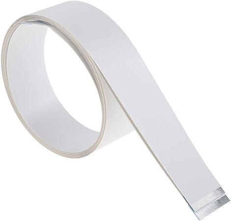 F Fityle Nuevo Cable de Repuesto para Plotter de Remolque Adecuado para HP Deskjet 500 800 815 820 B0 42 Pulgadas C7770-60274: Amazon.es: Electrónica