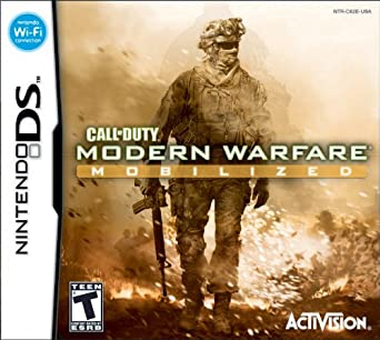 Amazon.com: Call of Duty: Modern Warfare: Mobilized - Nintendo DS ...
