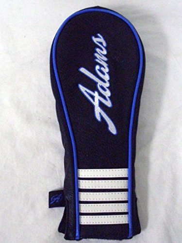 Adams Tight Lies 2 Fairway Wood Headcover (Black/Blue) 2015 Golf by Adams Golf