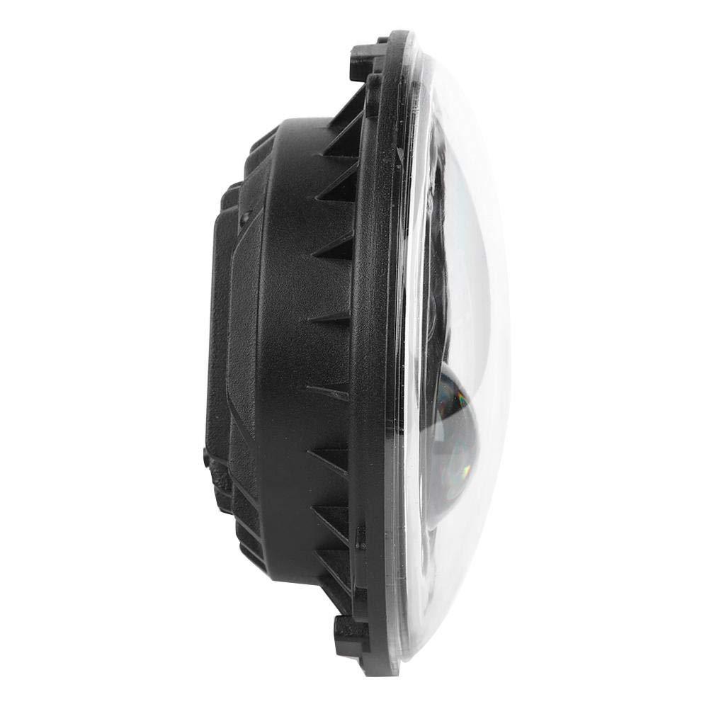 lange Lebensdauer LED-Scheinwerfer rund 150W 7inch konzentriert wasserdicht superhell staubdicht starke W/ärmeableitung energiesparend weiches Licht beschlagfrei f/ür Wrangler-Motorrad