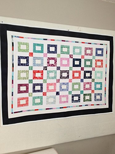 Modern Baby Quilt - Modern Toddler Quilt - Baby Quilt - Toddler Quilt - Homemade Baby Quilt - Lap Quilt - Baby Bedding - Toddler Bedding by The Little Quilt Co.