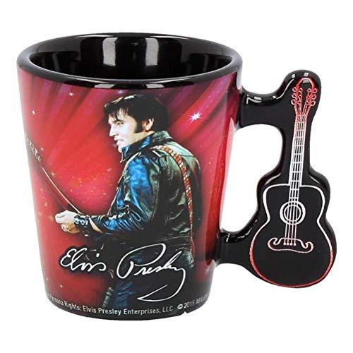 Elvis Presley Espresso Cup