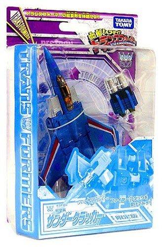 Deformazione  Deformazione  Transformers Thundercracker Limited Edition