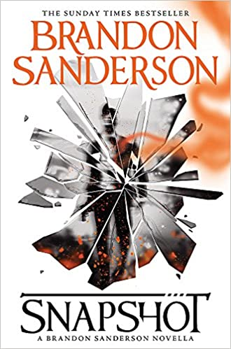 Image result for Snapshot by brandon sanderson book