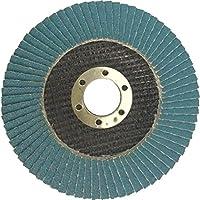 Disco De Desbaste Flap De Zirconio Grao 120 D 115 X 22 Mm Gross
