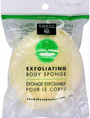 Earth Therapeutics, Sponge Body Exfoliating, 1 Each