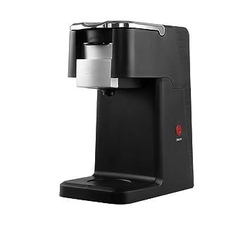 Nola Sang Máquina de café de la cápsula Máquina de café automática del goteo de K-taza del fabricante 300ML Capacidad: Amazon.es: Hogar