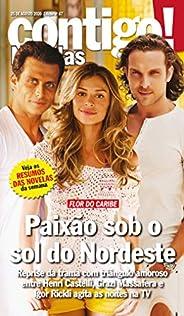 Revista Contigo! Novelas - 25/08/2020