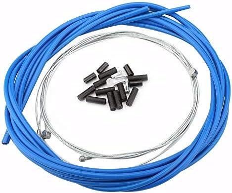 VGEBY Cable de Freno Bicicleta para Freno Delantero y Trasero con ...