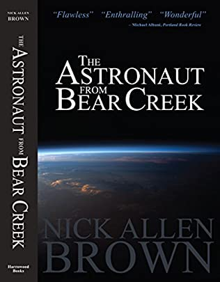 book cover of The Astronaut from Bear Creek