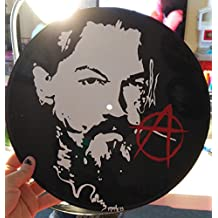 Hand painted Sons of Anarchy Chibs Telford vinyl record