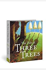 By Angela Elwell Hunt The Tale of Three Trees : A Traditional Folktale (Abridged) [Board book] Hardcover