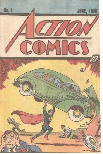 Action Comics #1 1938-1983 45th Anniversary Edition Nestlé'