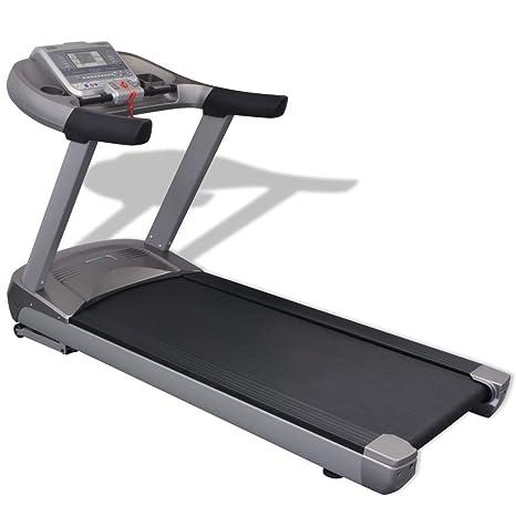 vidaXL Cinta de Correr Fitness Dispositivo estática Unidad ...