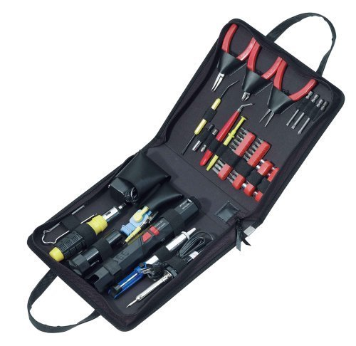 Paladin 4370 52-Piece Computer Service Kit with Carrying Case by Greenlee Textron