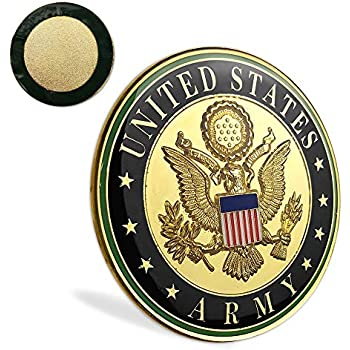Amazon Com U S Army Seal Eagle On Green Emblem