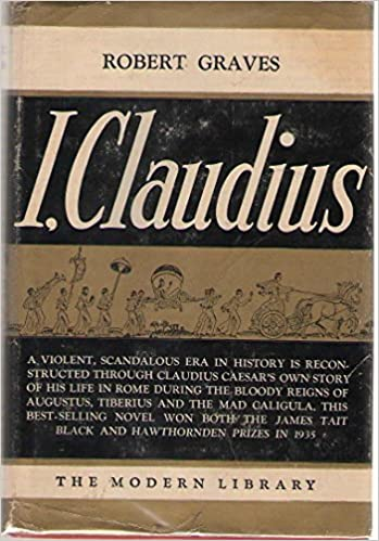 Image result for i, claudius amazon
