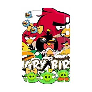 iphone5s Phone Case White angry VJN357651