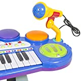 Best Choice Products 37-Key Kids Electronic Piano
