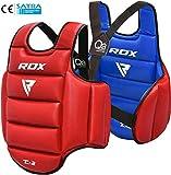RDX TKD Chest Guard Boxing MMA Body Protector