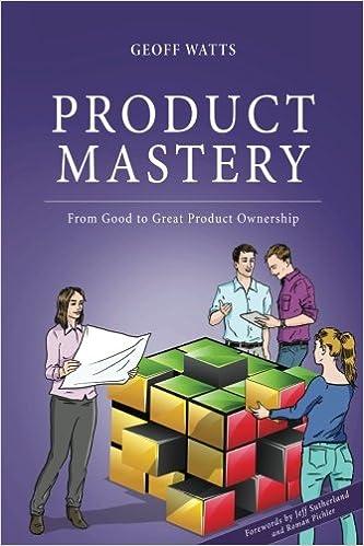 Product Mastery door Geoff Watts