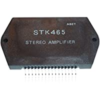 Hybrid-IC STK465 ; Power Audio Amp