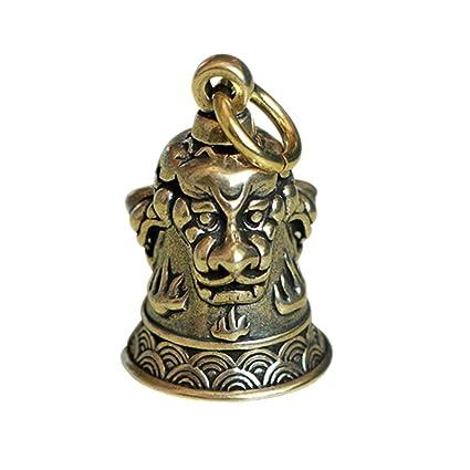 Amazon.com: SUPVOX campanas de bronce de cobre llavero ...