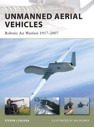 (Unmanned Aerial Vehicles: Robotic Air Warfare 1917–2007 (New Vanguard Book 144))