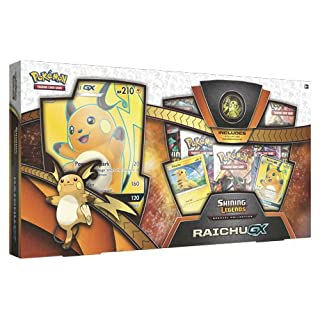 Pokemon tcg deck boxes do it yourselfore pokemon tcg shining legends raichu gx special collection box solutioingenieria Gallery