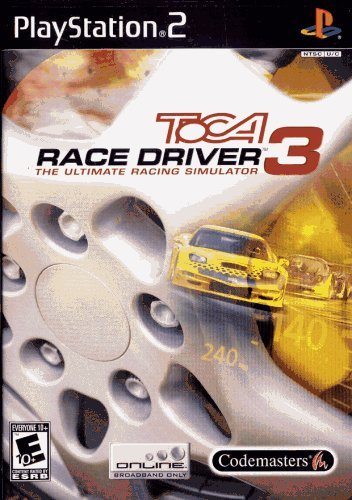Toca Race Driver 3: The Ultimate Racing Simulator by Code...