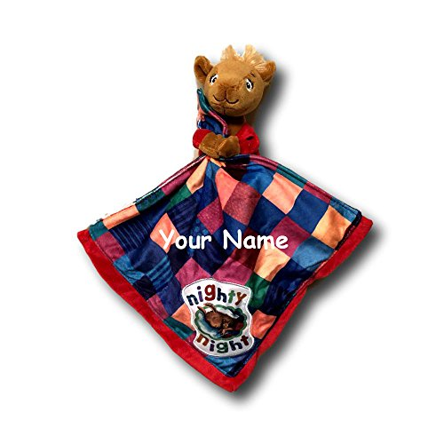 Personalized Llama Llama Nighty Night Llama Baby Blanky Blanket - 12 Inches by Kids Preferred
