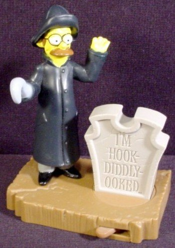The Simpsons Spooky Light Ups: Ned Flanders]()