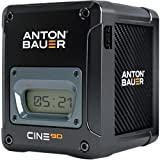 Anton Bauer CINE 90 14.4V 90Wh V-Mount Lithium Ion Battery for Digital Cinema Cameras and Camera Stabilizer Systems