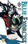 Blue exorcist, tome 8 par Kato