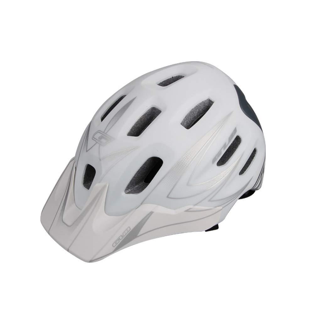Fahrradhelm,18 Belüftungsöffnungen Einstellbar Komfort Sicherheit Helm Unisex Straße Mountainbike Helm,A-M