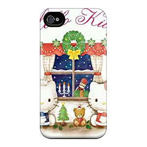 Tpu Case For Iphone 4/4s With TKB3498Kquo KayGY Design