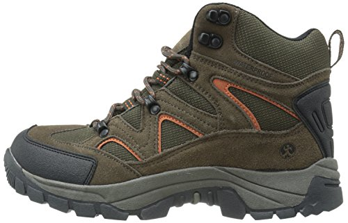 Pictures of Northside Mens Snohomish Leather Waterproof Mid Hiking 5