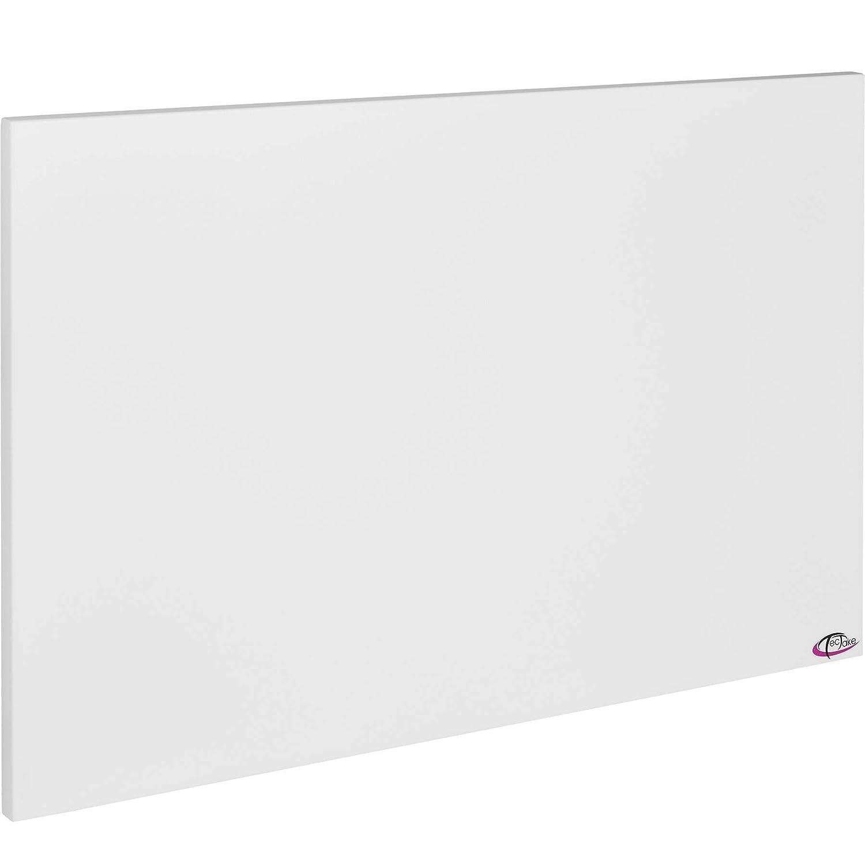 GS-gepr/üft von T/ÜV S/ÜD mit /Überhitzungs- und /Überspannungsschutz diverse Gr/ö/ßen - 550 Watt   Nr. 402974 Schutzklasse IP44 Wandhalterung TecTake 800582 Infrarotheizung inkl