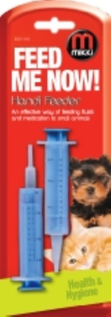 Mikki Handi Feeder Seringue pour Petite Animal 6221116 25822