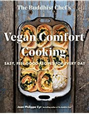 The Buddhist Chef's Vegan Comfort Cooking: Easy, Feel-Good Recipes for Every Day