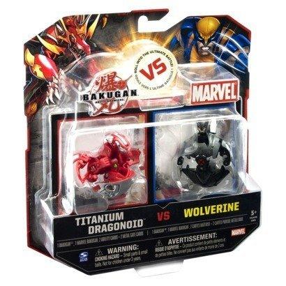 Bakugan Arena (Bakugan Titanium Drago Vs Wolverine)