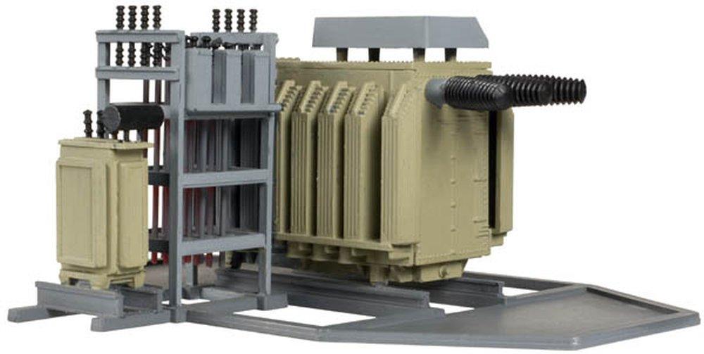 HO KIT Transformer (2) by Atlas Model Railroad