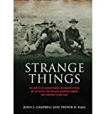 img - for Strange Things: Father Allan, Ada Goodrich Freer and the Second Sight (Paperback) - Common book / textbook / text book