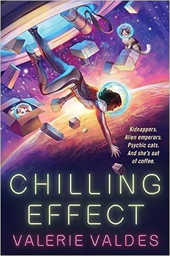 Chilling Effect: Valdes, Valerie: 9780062877239: Amazon.com: Books