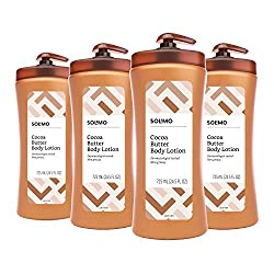 Amazon Brand Solimo Body Lotion